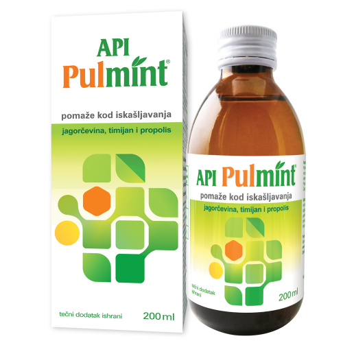 ApiPulmint syrup