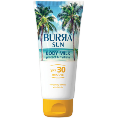 Burra SUN BODY MILK SPF30 200ml