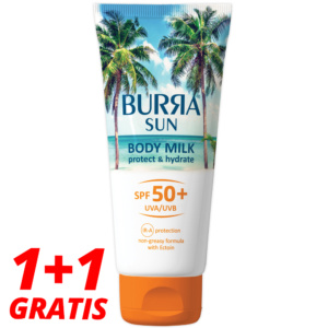 Burra Body Milk 50 Tuba 1+1 Gratis