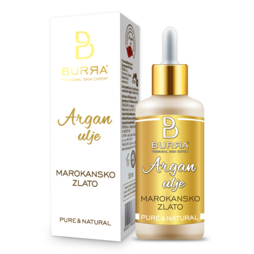 Burra Argan oil