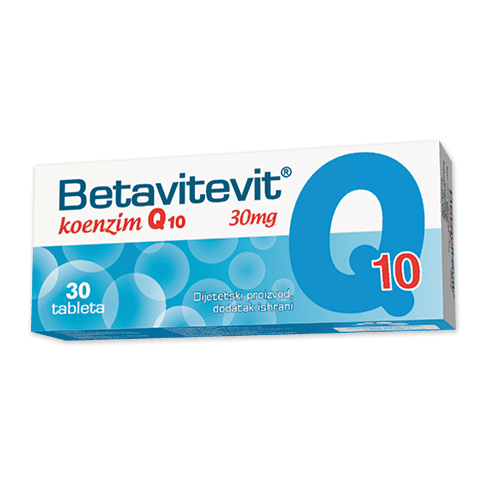 Betavitevit® Brewer's -Yeast with Coenzim Q10