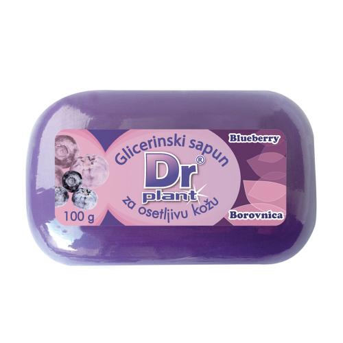 Glicerinski sapun borovnica