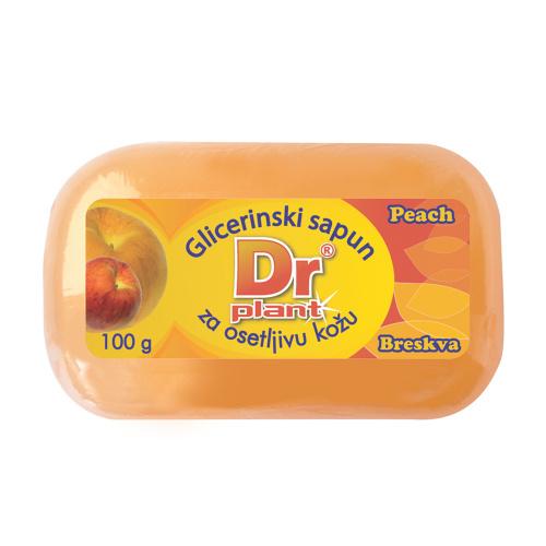 Glicerinski sapun breskva