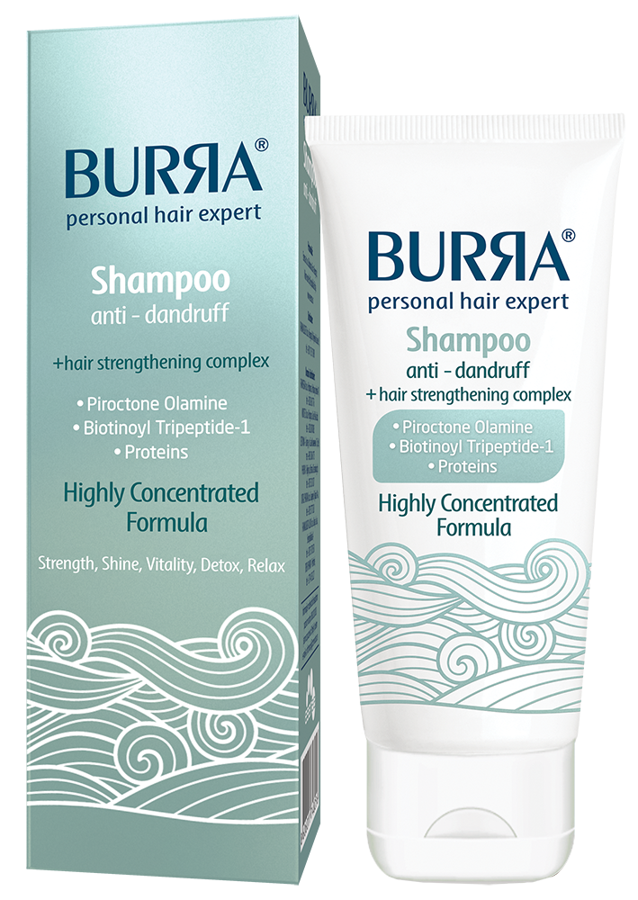 Burra Sampon Anti Dandruff