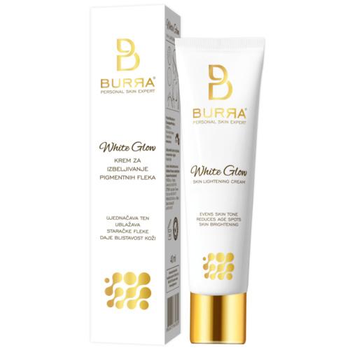 BURЯA White Glow Skin lightening cream, 40 ml