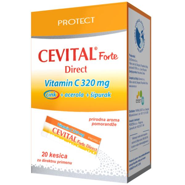 Cevital Forte Direct