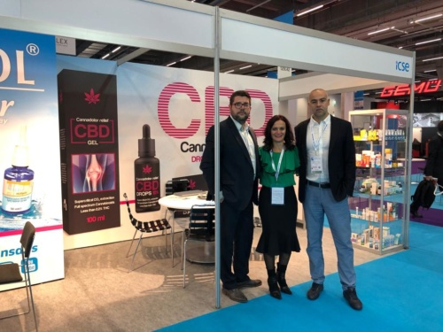 CPHI Worldwide 2019 i Esensa