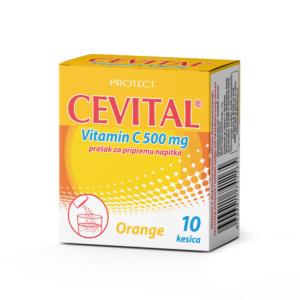 Cevital Vitamin C 500mg
