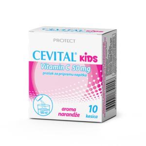 Cevital Vitamin C 50mg