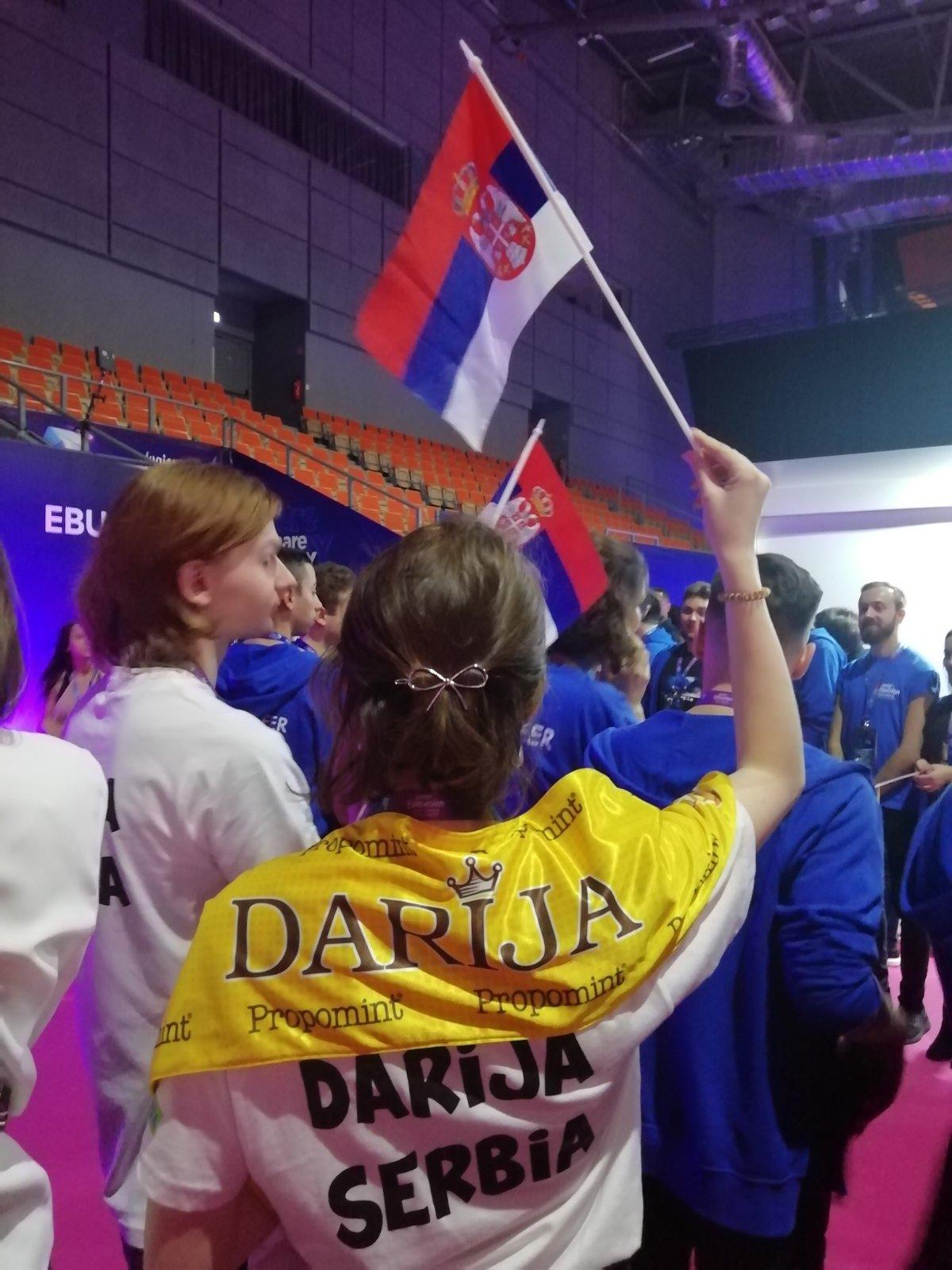 Darija Evrovizija Esensa 2