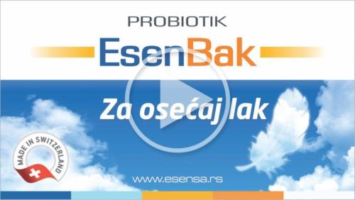 Probiotik EsenBak