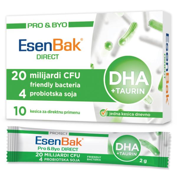 Esenbak Pro And Bio Direct