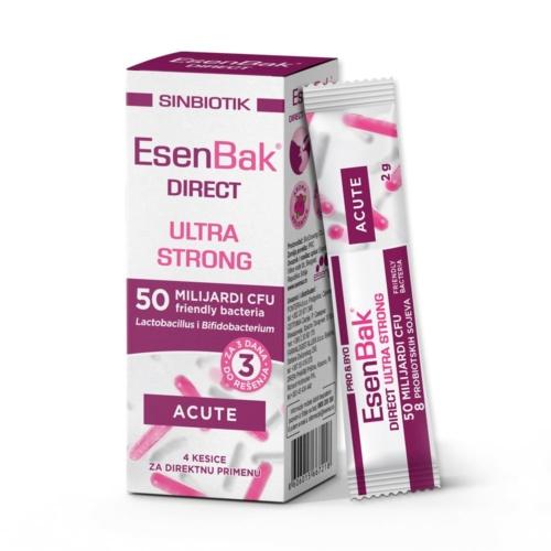 Esenbak direct ultra strong