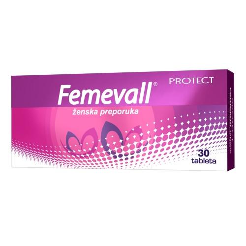 Femevall tablets