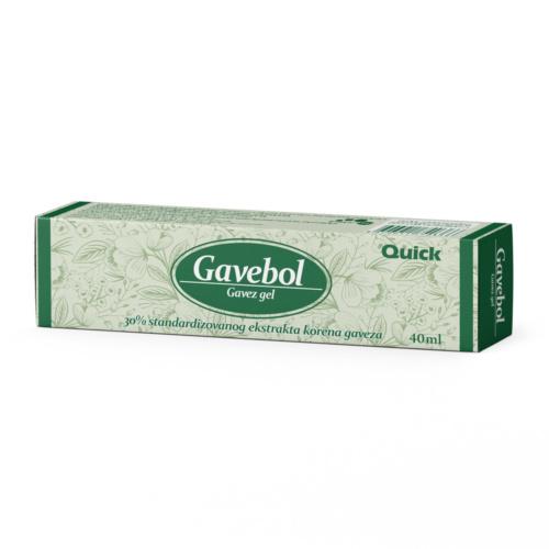 GAVEBOL GAVEZ GEL, 40ML