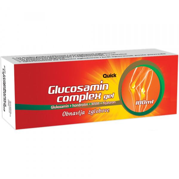 Glucozamin Gel