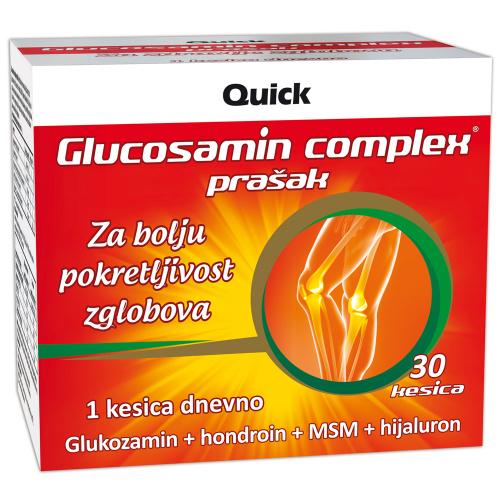 Glucosamin complex powder