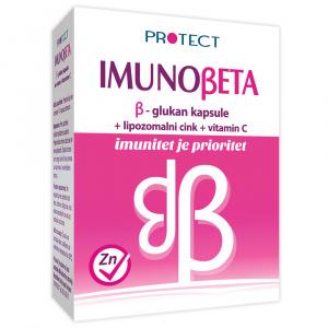 Imuno Beta Glukan Kapsule Novo