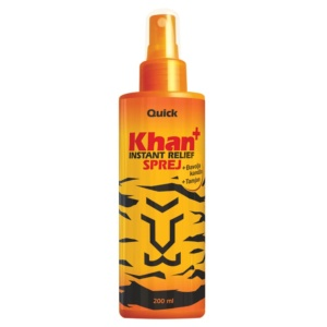 Khan Sprej Instant Relife 200ml Min