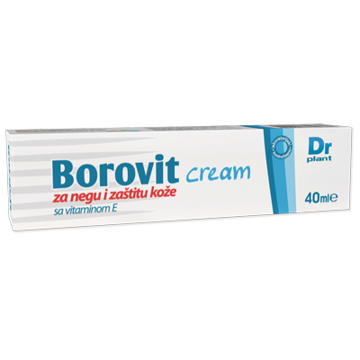 Крем Боровит