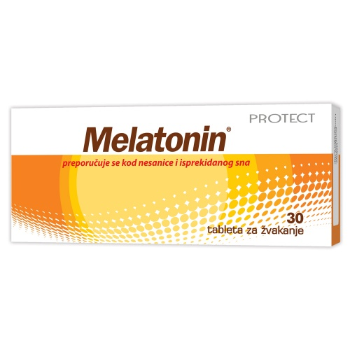 Protect Melatonin таблети