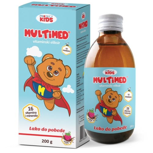 MultiMed vitamin elixir