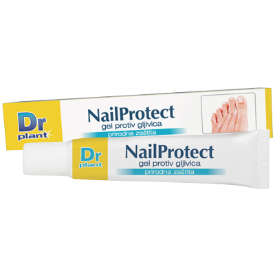 Dr Plant NailProtect anti-fungus gel