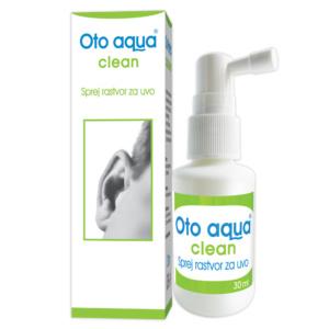 Oto Aqua Clean Kutija I Bocica Novo