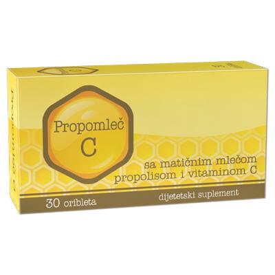 Propomlec C ориблети