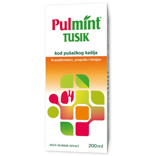 PULMINT TUSIK TEC DOD 200ML