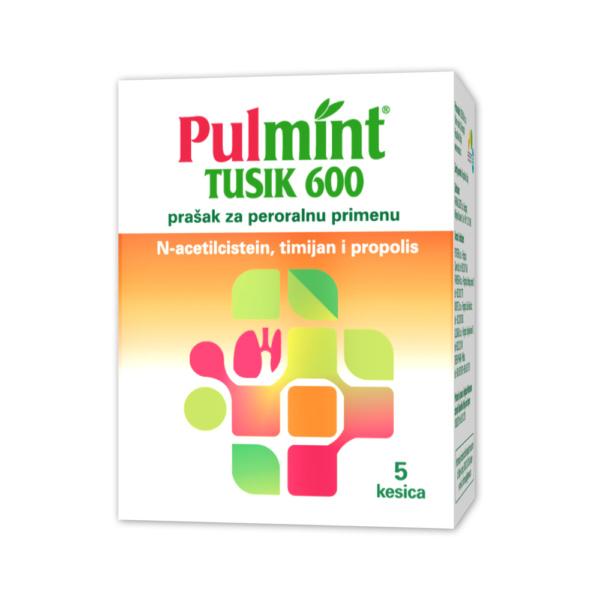 Pulmint Tusik 600 Kutija