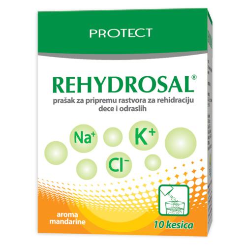 Rehydrosal powder