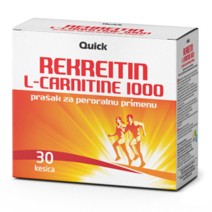 Rekreitin L Carnitine 1000