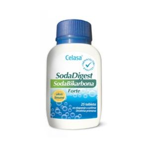 Sodadigest Soda Bikarbona Tablete