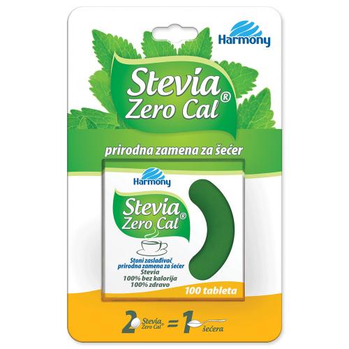 Stevia Zero Cal tablete, prirodna zamena za šećer