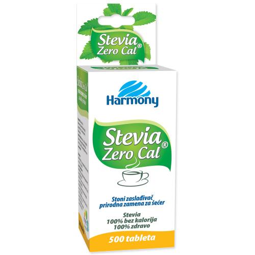 Stevia Zero Cal tablete, prirodna zamena za šećer a500