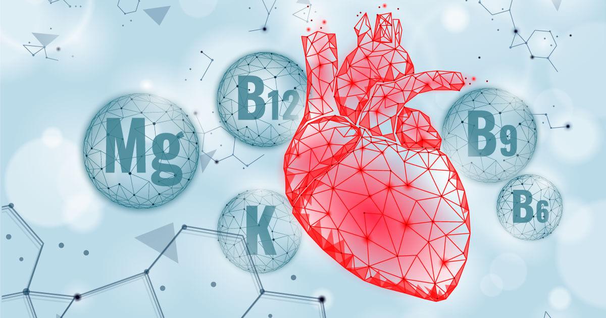Vitamini Koji Pomažu Zdravlju Srca