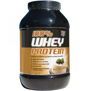 Whey Protein Panna Cotta
