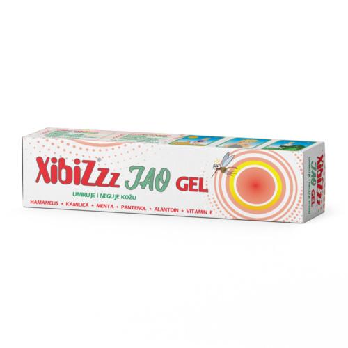Xibiz jao gel nakon uboda komaraca i opekotina, 40ml