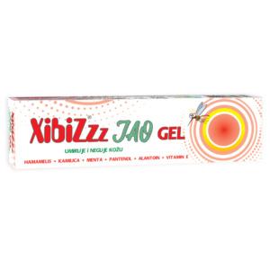 Xibizzz Jao Gel Kutija