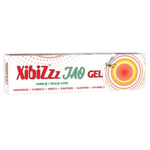 Xibiz jao gel nakon uboda komaraca i opekotina 40ml