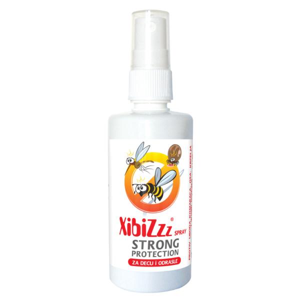 Xibiz Strong Sprej Icaridine