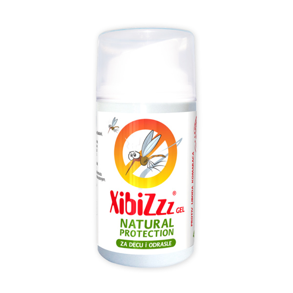 Xibiz Gel Natural 45ml
