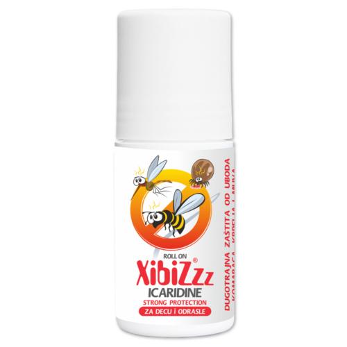 Xibiz Strong Protection IKARIDIN roll-on, 50ml
