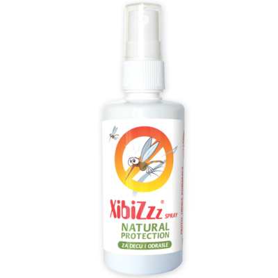 Xibiz natural protection спреј 100ml