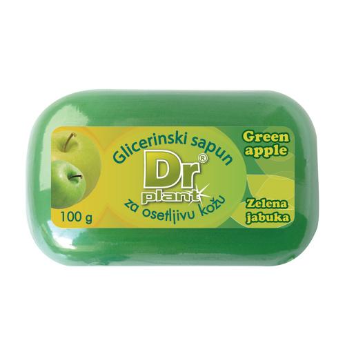 Glicerinski sapun jabuka