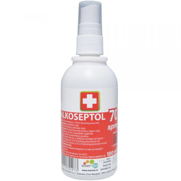 Alkoseptol Sprej