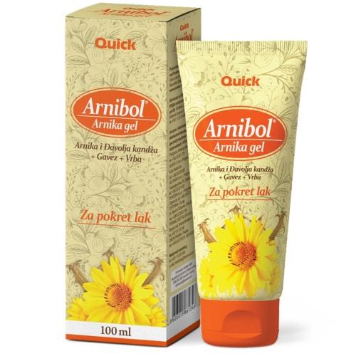 Arnibol Arnika gel