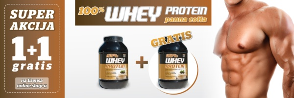 banner akcija whey protein panna cotta