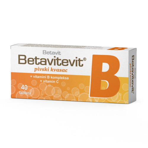 Betavitevit Brewer's-Yeast with Vitamin B Complex